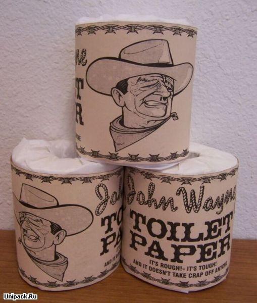 Есть ли место креативу в мире туалетной бумаги 46