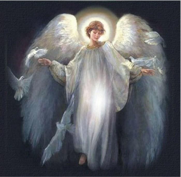 бесконечности дверцу, Ангела