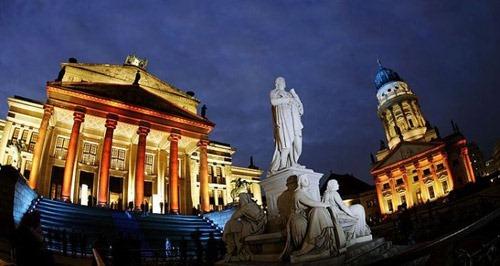 Берлинский фестиваль света 1
