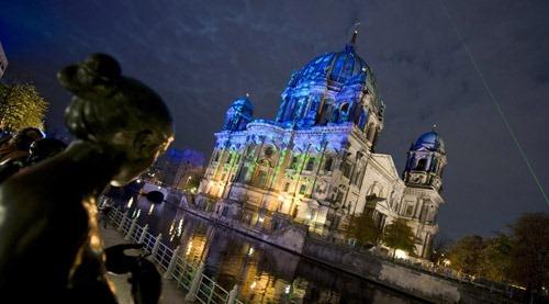 Берлинский фестиваль света 3