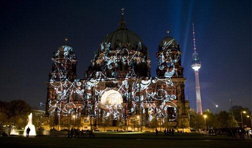 Берлинский фестиваль света 5