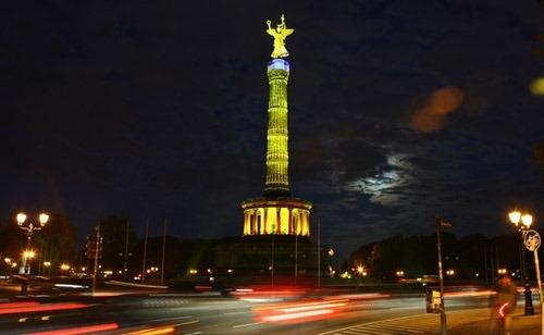 Берлинский фестиваль света 9