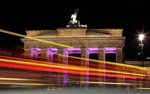 Берлинский фестиваль света 13