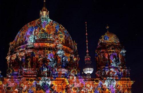 Берлинский фестиваль света 23