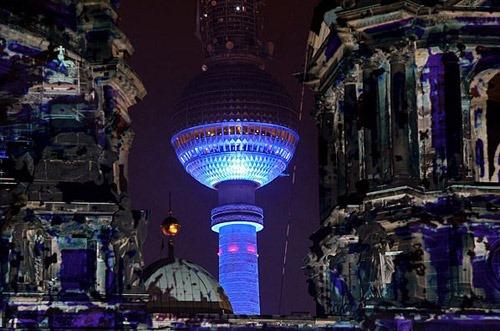 Берлинский фестиваль света 25