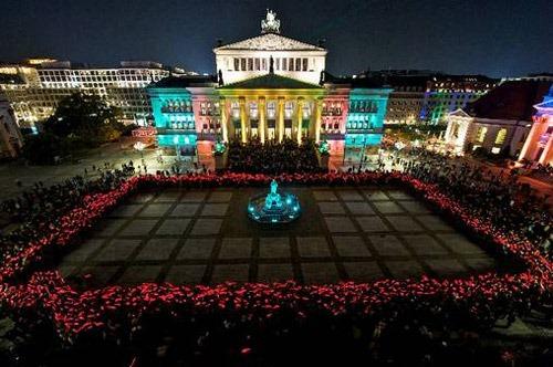 Берлинский фестиваль света 27
