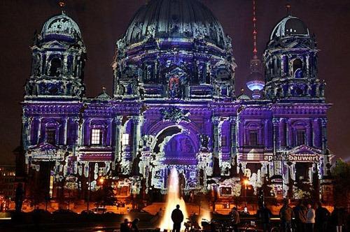 Берлинский фестиваль света 29