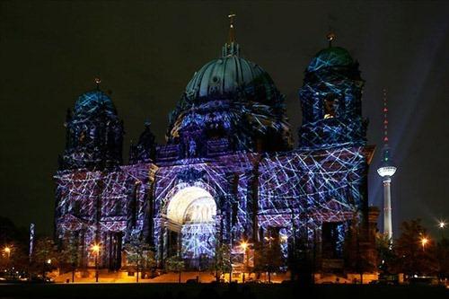 Берлинский фестиваль света 36