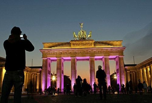 Берлинский фестиваль света 39