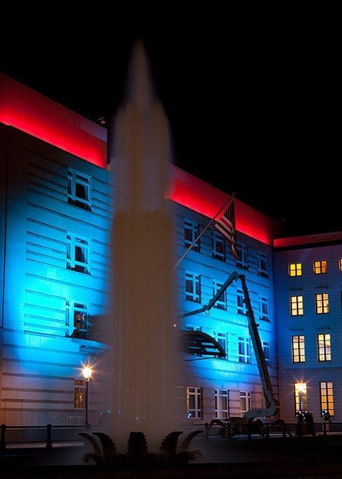 Берлинский фестиваль света 44