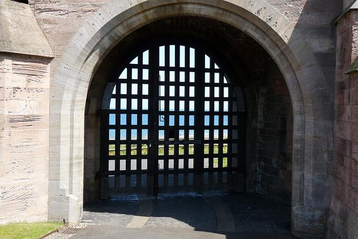 Замок Бамбург (Bamburgh) - Графство Нортумберленд 36737