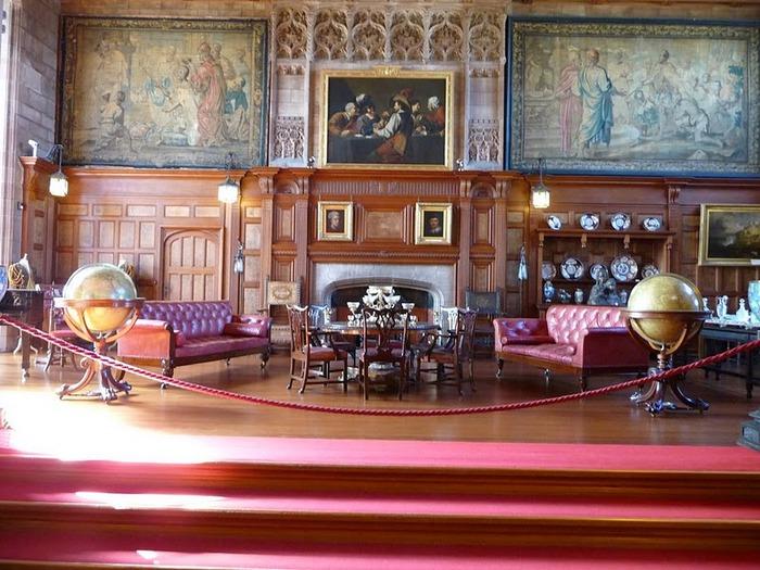 Замок Бамбург (Bamburgh) - Графство Нортумберленд 68963
