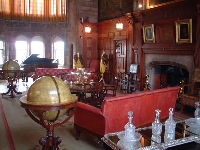 Замок Бамбург (Bamburgh) - Графство Нортумберленд 41713