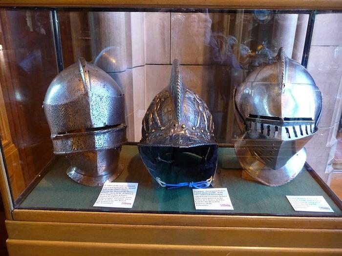 Замок Бамбург (Bamburgh) - Графство Нортумберленд 88139