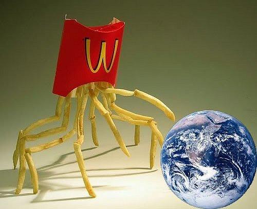Около 50% продуктов всего мира содержат ГМО