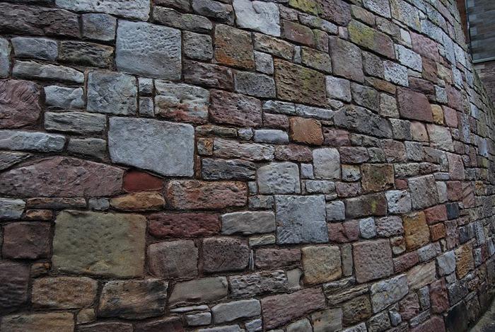 Замок Бамбург (Bamburgh) - Графство Нортумберленд 38832