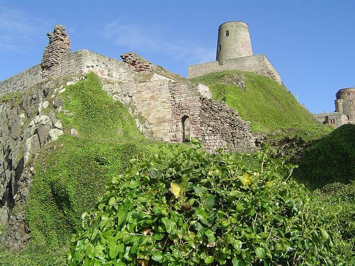 Замок Бамбург (Bamburgh) - Графство Нортумберленд 61567