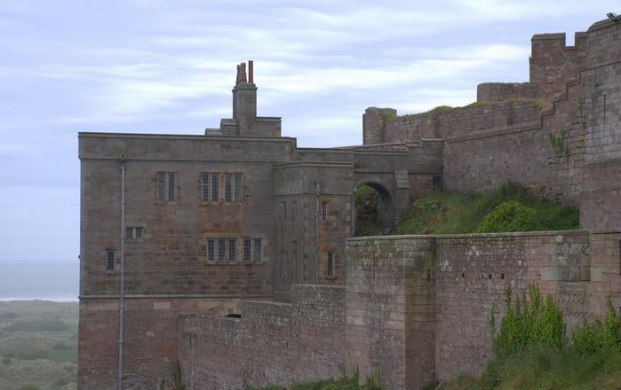 Замок Бамбург (Bamburgh) - Графство Нортумберленд 98439