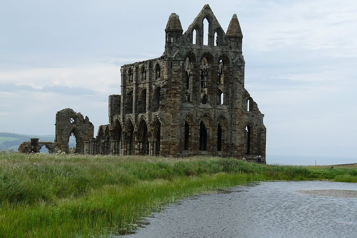 Аббатство Уитби - Whitby Abbey 77975