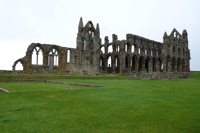 Аббатство Уитби - Whitby Abbey 14883