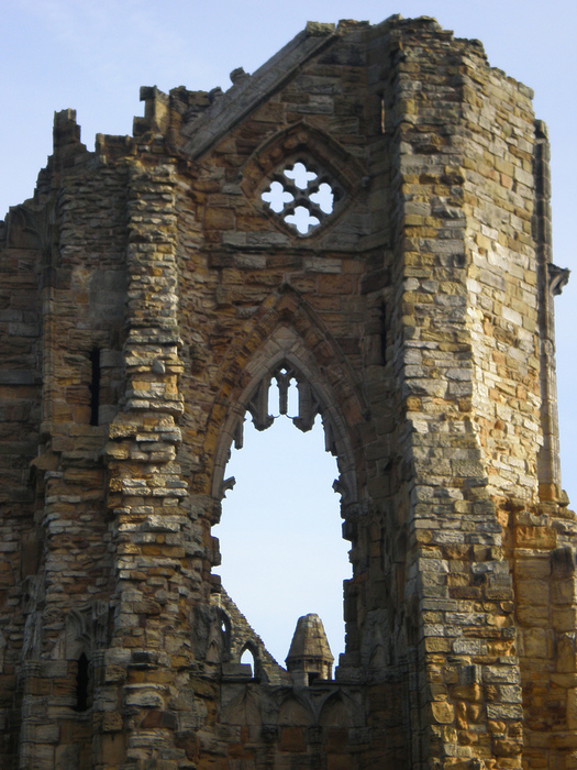 Аббатство Уитби - Whitby Abbey 32801