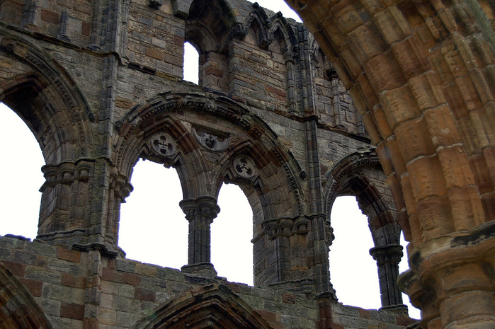 Аббатство Уитби - Whitby Abbey 70957