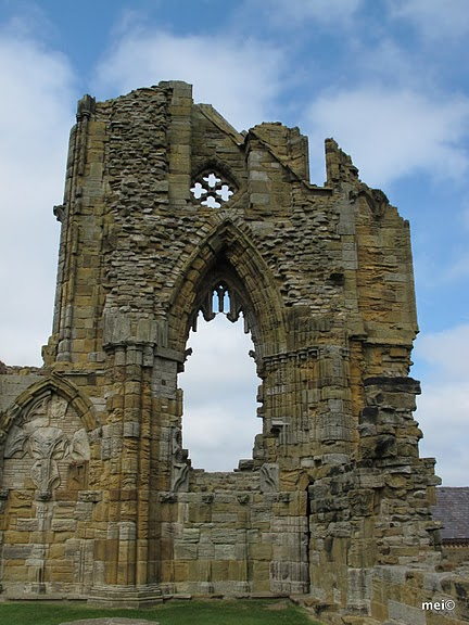 Аббатство Уитби - Whitby Abbey 13230