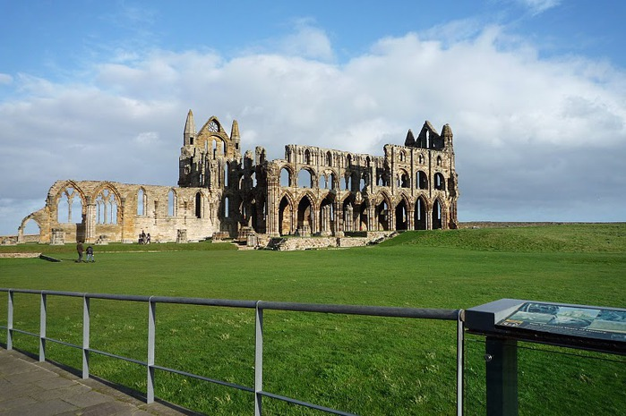 Аббатство Уитби - Whitby Abbey 21348