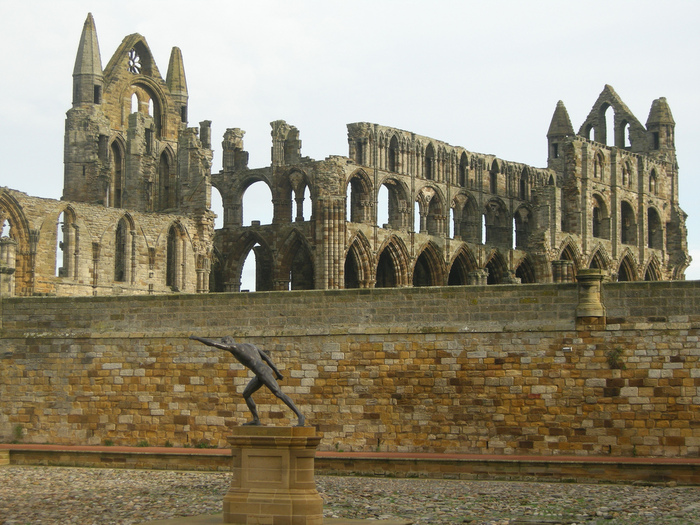 Аббатство Уитби - Whitby Abbey 88768