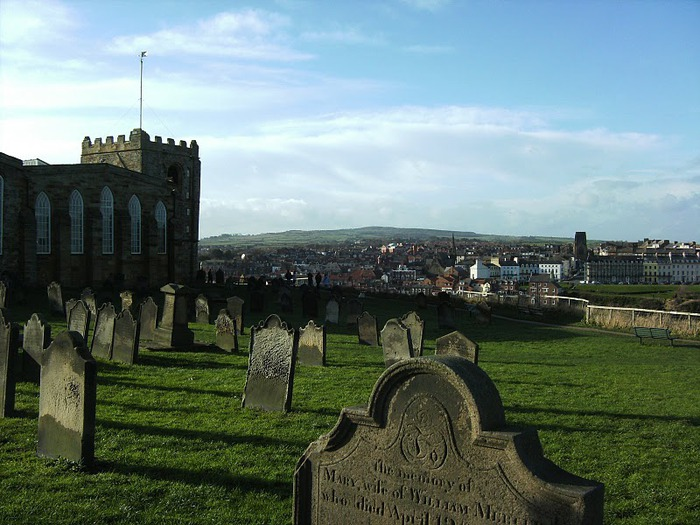 Аббатство Уитби - Whitby Abbey 55179