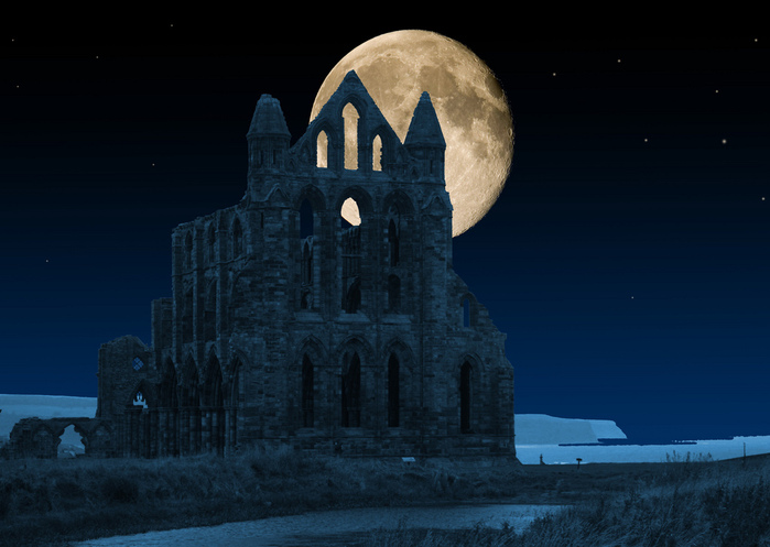 Аббатство Уитби - Whitby Abbey 63620