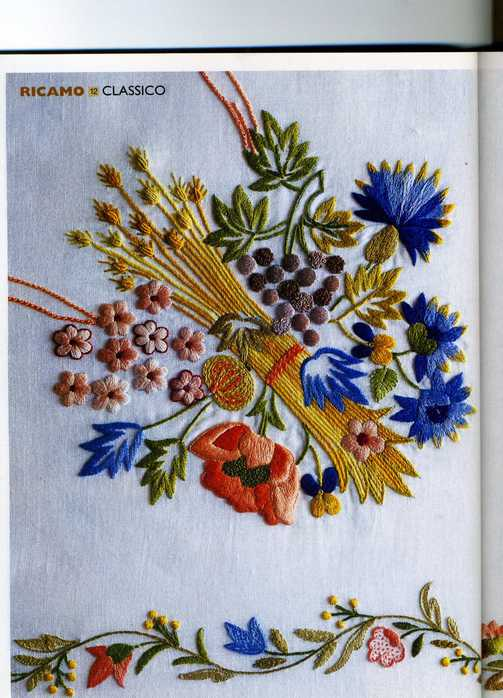 tablecloths embroidery