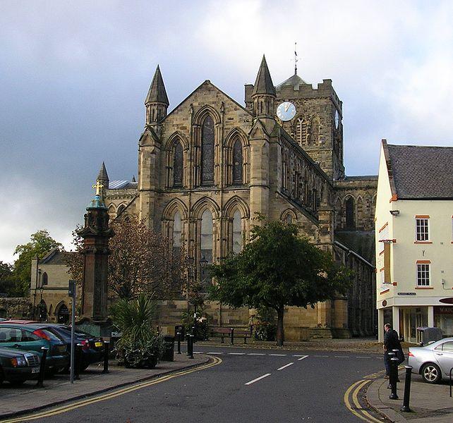 Hexham Abbey, Northumberland, England 41048