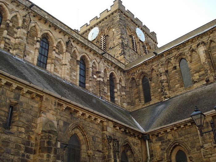 Hexham Abbey, Northumberland, England 91233
