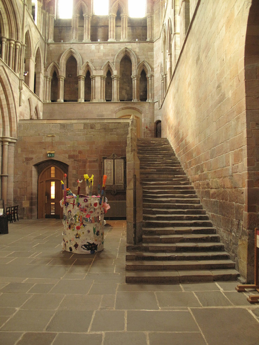 Hexham Abbey, Northumberland, England 60076