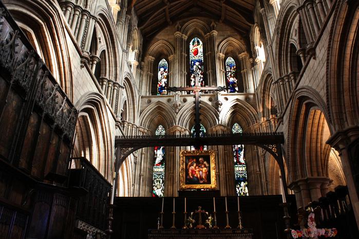 Hexham Abbey, Northumberland, England 87017