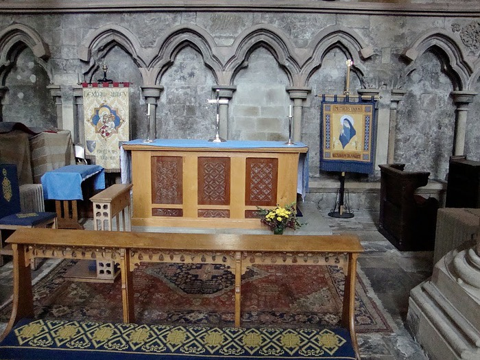 Hexham Abbey, Northumberland, England 38115
