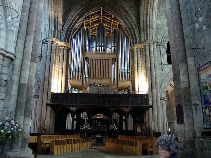 Hexham Abbey, Northumberland, England 22276