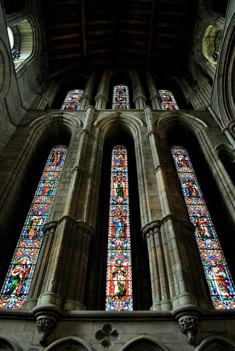 Hexham Abbey, Northumberland, England 78095