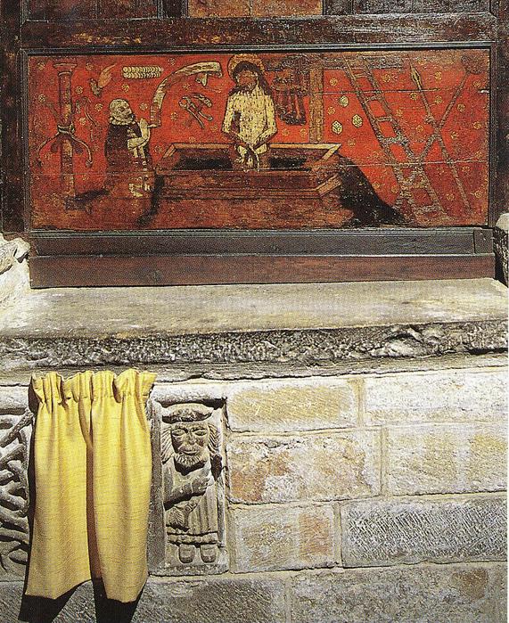 Hexham Abbey, Northumberland, England 91011