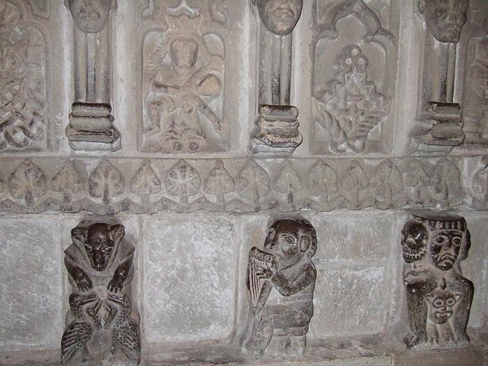 Hexham Abbey, Northumberland, England 94252
