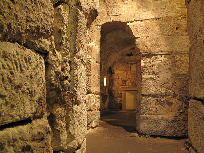 Hexham Abbey, Northumberland, England 13685