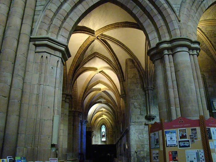 Hexham Abbey, Northumberland, England 20874