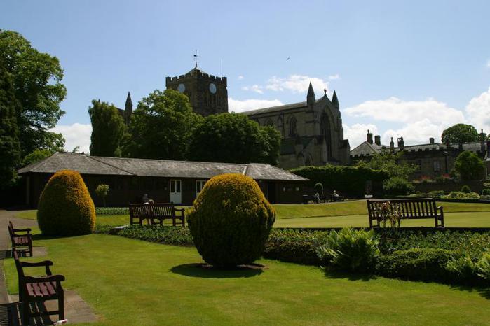 Hexham Abbey, Northumberland, England 16869