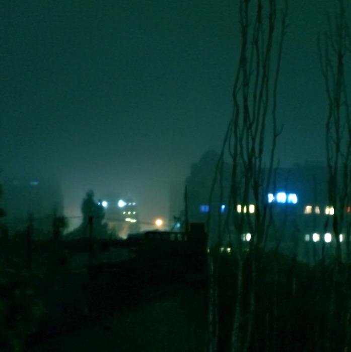 осень, Тоска, туман, морвокзал