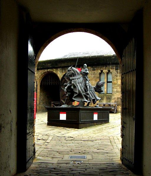 Замок Гарри Поттера - Замок Алник - Alnwick Castle 91350
