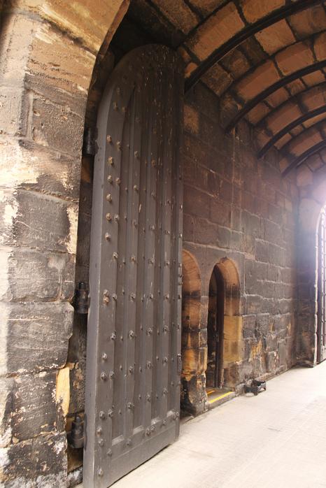 Замок Гарри Поттера - Замок Алник - Alnwick Castle 33066