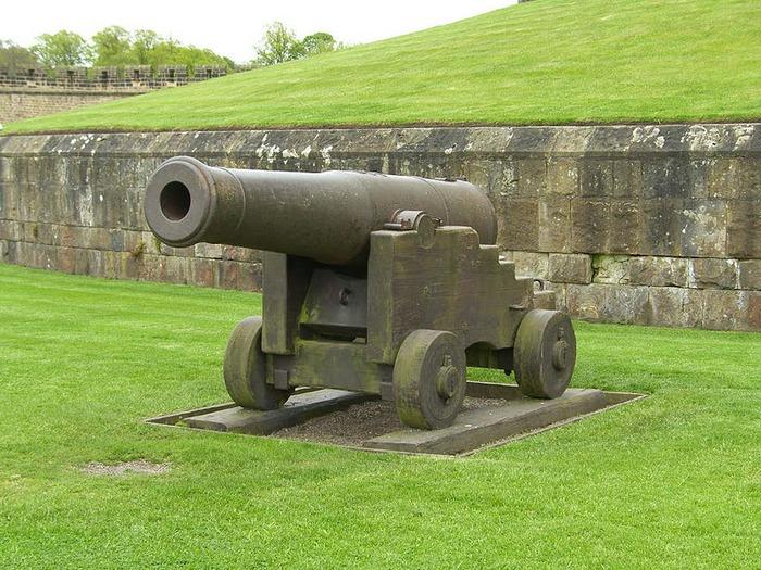 Замок Гарри Поттера - Замок Алник - Alnwick Castle 35800