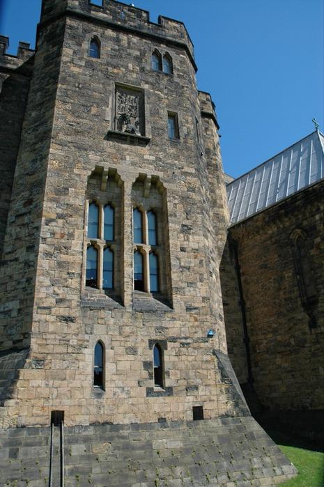 Замок Гарри Поттера - Замок Алник - Alnwick Castle 32768