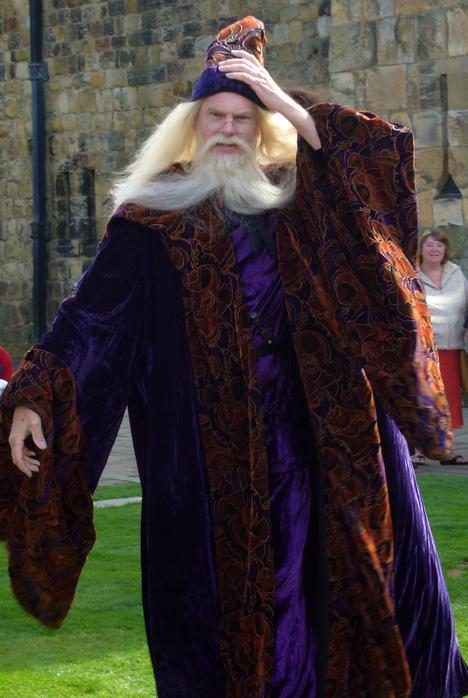 Замок Гарри Поттера - Замок Алник - Alnwick Castle 35515